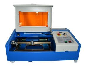 3020蓝白款-5-300x233 Máy Cắt Khắc Laser